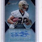 Daniel Lasco Auto RC Single 2016 Panini Infinity #RADAL Saints 210/488 NMT