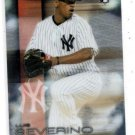 Luis Severino RC Single 2016 Topps Finest #42 Yankees