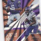 Terry Bridgewater Stefon Digs Perfect Pairs Single 2016 Panini Unparalleled #19