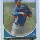 Marco Hernandez Refractor Trading Card 2013 Bowman Chrome #BCPP115 Cubs