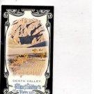 Death Valley Black Border Mini Trading Card 2009 Topps Allen & Ginter #234