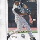 Mike Lowell Trading Card Single 2001 Fleer Focus 122 Marlins