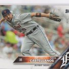 Nick Castellanos Trading Card Single 2016 Topps #253 Tigers