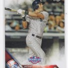 Jacoby Ellsbury Trading Card Single 2016 Topps Opening Day #OD186 Yankees