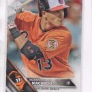 Manny Machado Trading Card Single 2016 Topps #175 Orioles