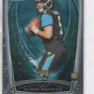 Blake Bortles RC Trading Card 2014 Bowman Chrome #195 Jaguars