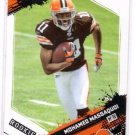 Mohamed Massaquoi RC Trading Card  2009 Score #376 Browns