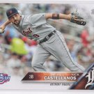 Nick Castellanos Trading Card Single 2016 Topps Opening Day #OD168 Tigers
