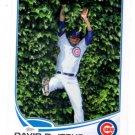 David DeJesus Trading Card Single 2013 Topps #209 Cubs