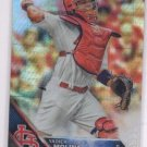 Yadier Molina Prism Refractor Trading Card Single 2016 Topps Chrome #152