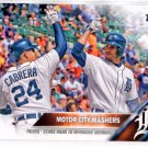 Miguel Cabrera Trading Card 2016 Topps #94 Tigers