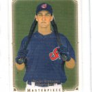 Grady Sizemore Trading Card Single 2008 Upper Deck Masterpieces #26