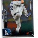 Clayton Kershaw Trading Card Single 2016 Bowman Chrome #40 Dodgers