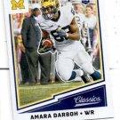 Amara Deborah RC Trading Card Single 2017 Panini Classics 203 Seahawks