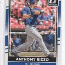 Anthony Rizzo Trading Card Single 2014 Donruss #87 Cubs