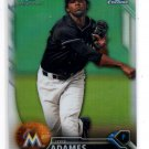 Jose Adames Refractors Trading Card Single 2016 Bowman Chrome #BCP220 217/499