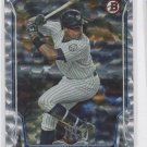 Alfonso Soriano Ice Trading Card 2014 Topps #120 Yankees