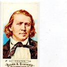 Brigham Young Mini Trading Card Single 2009 Tops Allen & Ginter #48