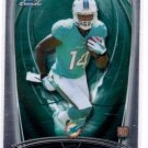 Jarvis Landry RC Trading Card 2014 Bowman Chrome #164 Dolphins