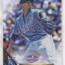 Yordano Ventura Trading Card Single 2016 Topps Opening Day #OD69 Royals