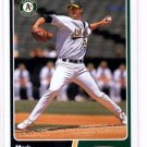 Mark Mulder Trading Card 2003 Topps Total #409 Athletics