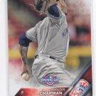 Aroldis Chapman Trading Card Single 2016 Topps Opening Day #OD197 Yankees