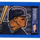 Miguel Cabrera Blue Sticker Single 2013 Panini Triple Play #5 Tigers
