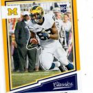 Amara Darboh Gold RC Single 2017 Classics #203 66/99