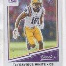 Tre'Davious White RC Trading Card Single 2017 Panini Classics 289