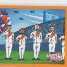National Anthem Traditions Trading Card Single 2013 Panini Triple Play #8