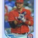 A.J. Pierzynski Refractor Trading Card Single 2013 Topps Chrome #169 Rangers