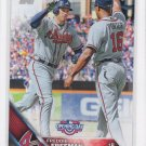 Freddie Freeman Trading Card Single 2016 Topps Opening Day #OD63 Braves
