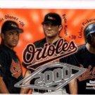 Willis Otanez Ryan Minor Calvin Pickering Card  2000 Fleer Sports Illustrated 59