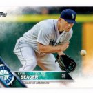 Kyle Seager Trading Card Single 2016 Topps #5 Mariners