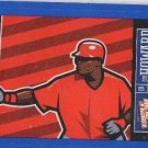 Ryan Howard Blue Sticker Single 2013 Panini Triple Play #12 Phillies
