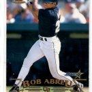 Bob Abreu Trading Card Single 1998 Pacific Collection #310 Astros