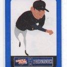 Felix Hernandez Blue Sticker Single 2013 Panini Triple Play #14 Mariners