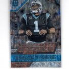 Cam Newton In The Moment Trading Card Single 2016 Panini Unparalleled ITM19