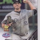 Carlos Rodon Trading Card Single 2016 Topps Opening Day #OD55 White Sox