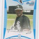 Francisco Hernandez Trading Card 2008 Bowman #BP68 White Sox