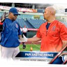 David Ortiz & Albert Pujols Trading Card Single 2016 Topps #126 Red Sox CL