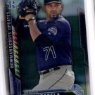 Antonio Senzatela Bowman Scouts Updates 2016 Bowman Chrome #BSUAS Rockies