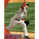 Brian Stokes Trading Card Single 2010 Topps Update #US272 Angels