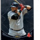 David Ortiz Trading Card  2010 Topps Finest #70 Red Sox