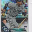 Ketel Marte Prism Refractor Trading Card Single 2016 Topps Chrome #121