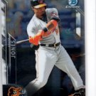 Adam Jones Trading Card Single 2016 Bowman Chrome #14 Orioles