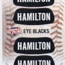 Josh Hamilton Eye Blacks Sticker Single 2013 Panini Triple Play 3 Rangers