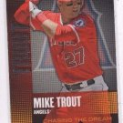 Mike Trout Chase the Dream Trading Card 2013 Topps Gypsy Queen CD2