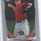 Brandon Drury Trading Card Single 2014 Bowman Chrome #CTP77 Diamondbacks