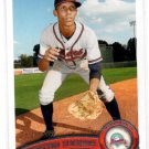 Andrelton Simmons Trading Card Single 2011 Topps Pro Debut #207